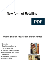 Multichannel Retailing- Final Ppt