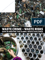 Waste Crime Waste Risks