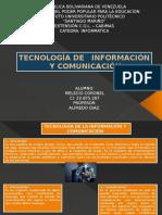 Tecnologia de Informacion y Comunicacion