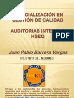 Auditorías HSEQ v. 2015