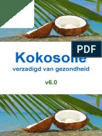 kokos - Kokosolie is een vetproduct