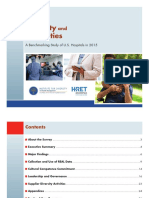HRET Hospital Diverity Disparities Benchmarking 2015