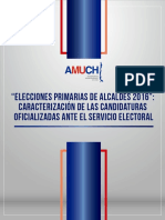 Estudio de Amuch Elecciones Primarias de Alcaldes  2016