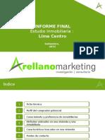 Inmobiliar 2013 - Lima Centro (Informe Final)