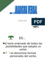 El_paradigma_verbal