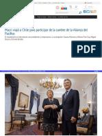 Http Www Losandes Com Ar Article Macri Viaja a Chile Para Participar de La Cumbre de La Alianza Del Pacifico