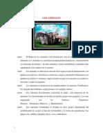 PDFF Los Animales Ejercicio