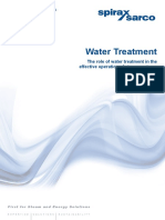 Water Treatment White Paper