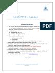 Bazaar Case Study