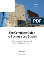 Complete Led Screen Guide