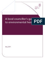 CIEH_Councillors' Guide_a Guide to Environmental Health Services for Elected Representatives_May 2011