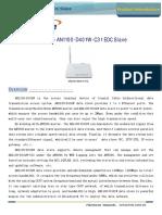 AN1100-D401W