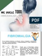 fibromialgia diapositivas
