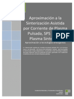 Aproximacion Al Spark Plasma Sintering SPS