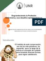 Presentacion de Epistemologia
