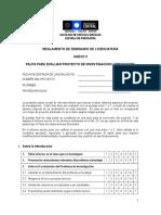 Anexo 3 -Pauta de Evaluacion de Proyecto