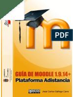 Guia Moodle 1914 Plataforma Adistancia 2015