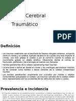 Daño cerebral traumático