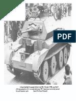 A13 Cruiser Tank Mk.I & II