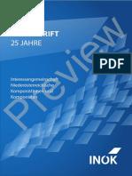 INOEK Festschrift - Auszug/Preview