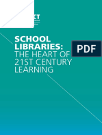 School-Libraries - The Heart of 21st Century Schools