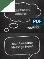 Chalkboard Doodles 2010 9152