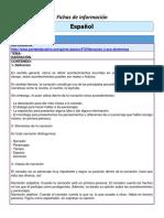 Fichas de Informacion Bloque V