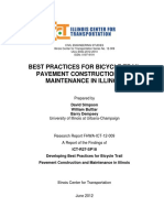 Best Practice for Bicycle Trail Pavemnt Construction - FHWA-ICT-12-009