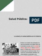 Introduccion a La Salud Publica y Epidemiologia