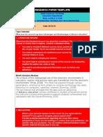 educ 5324-research paper advantages and disadvantages of distance education