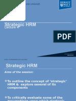 C18HM Lec 4 Srategic HRM Student Version-2