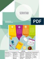 Proyecto Emprendedor SERVITAB Ppt
