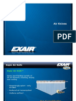 exair - air knives presentation