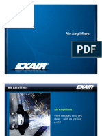 exair - air amplifiers presentation