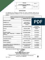 Empresas Autorizadas Enerca Enero 2014