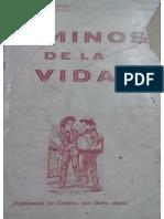 Elvira Garcia y Garcia - Los Caminos de La Vida