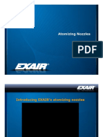 exair - atomizing nozzles presentation