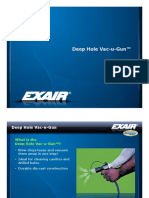 exair - deep hole vac u gun presentation