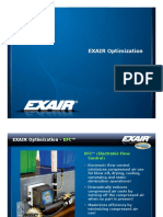 exair - optimization presentation