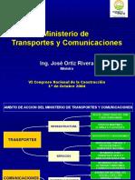 Vi Congreso -Capeco Jose Ortiz
