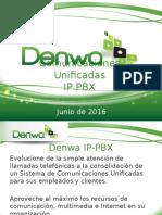 Presentación Denwa Calltech 2012