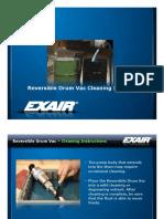 exair - reversable drum vac cleaning instruction presentation