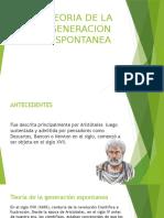 TEORIA DE LA GENERACION ESPONTANEA.pptx