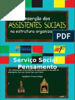 A Inserção Dos Assistentes Sociais