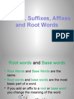 Introduce Prefixes Suffixes Roots Affixes PowerPoint.pptx