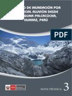 modelo hidrologico del instituo de montañismo de huaraz para el rio quillcay