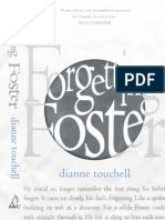 Forgetting Foster - Dianne Touchell (Extract)