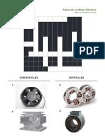 Imprimir Partes de Un Motor Eléctrico . Partes. Camilo Albarracín Pined...