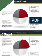 Spheres3D Diagrams PowerPoint