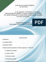 AMDEC in Companii. Contrib
